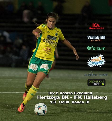 På lördag tar damerna emot serietvåan IFK Hallsberg som hittills inte har  någon förlust. 2016 var första året för dem i Div 2 och det blev en 5.e  plats i ... d021bc7df2385